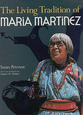 Maria Martinez American Indian Pottery / Illustrated In-Depth Book