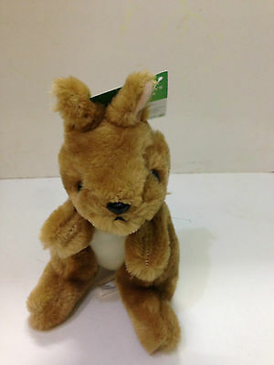 "Kangaroo 12"" Plush Toys (Woolworths Aussie Animals) - Brand new"