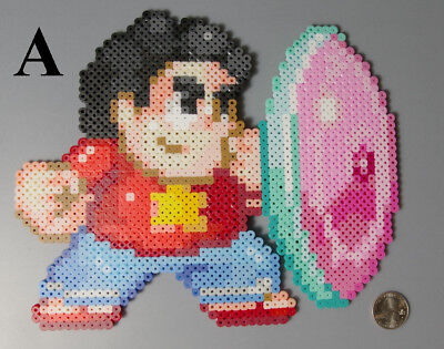 Steven Universe Cartoon Network Perler Beads