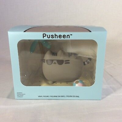 Pusheen vinyl figure Vacation subscription box only NIB