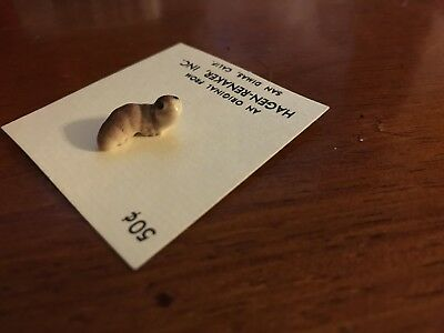 Hagen Renaker Inc made in America miniature Caterpillar Baby retired