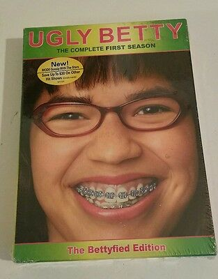 Ugly Betty Complete First Season Dvd Sealed New