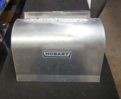 Hobart Meat Tenderizer Steakmaster 400-401 Aluminum Safety Cover Part 740
