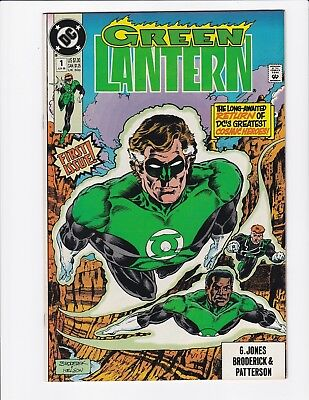 Green Lantern vol.3 #1 - Pat Broderick - Very Fine/Near Mint