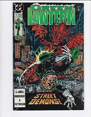 Green Lantern vol.3 #2 - Pat Broderick - Very Fine/Near Mint