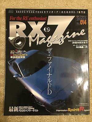 JDM RX7 Magazine by HyperREV for the RE enthusiast  2002 - No. 12