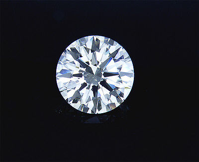 4.24 Cts Loose Natural Diamond - GIA Certified U-V / VVS Round Brilliant
