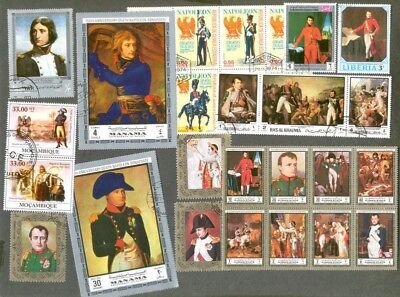 Napoleon & Napoleonic uniforms 200 all different collection