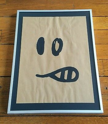 Disguise Kit by Banksy  Street art print limited Invader Obey Jonone signed Seen