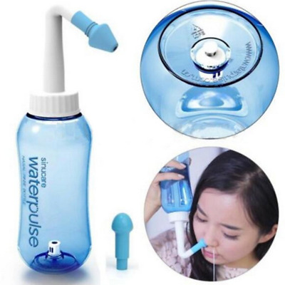 Lovetree Yoga Nasal Wash Pot Device Rinsing Nose Wash System for Allergic Rhinit