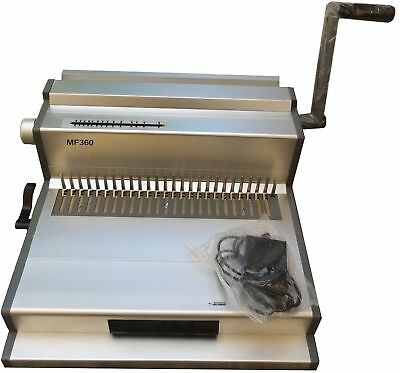 Multi - Function Binding Only Machine