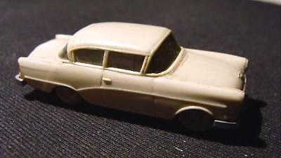 altes WIKING Auto - OPEL Rekord  -