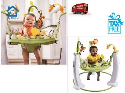 62c5896db EVENFLO ExerSaucer Jump and Learn Stationary Jumper