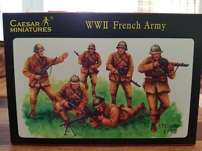 Caesar Miniatures 1:72 French Army History 038