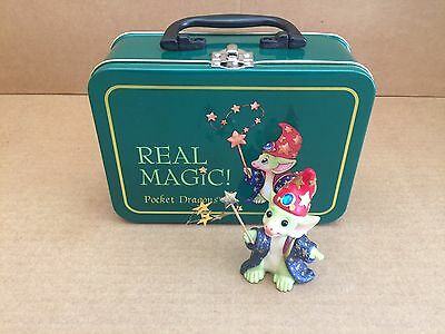 Pocket Dragons Real Magic By Real Musgrave Excellent Con. Og Box Packaging And T