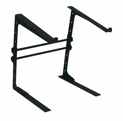 Adjustable Desk Top Laptop Stand Wth Additional Fixing Clamps And Carry Case