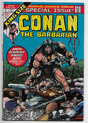 Conan The Barbarian King-Sized Special 1 Tower Of The Elephant