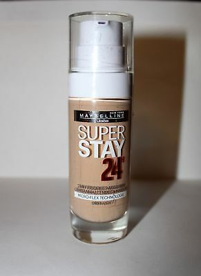 Maybelline New York Super Stay 24H Make Up Farb-Nr. 10 NEU!!!