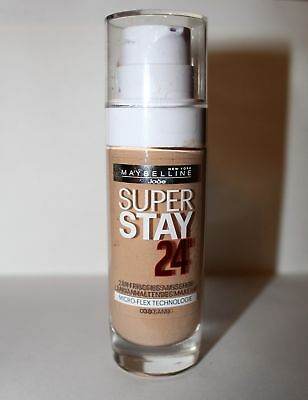 Maybelline New York Super Stay 24H Make Up Farb-Nr. 30 NEU!!!