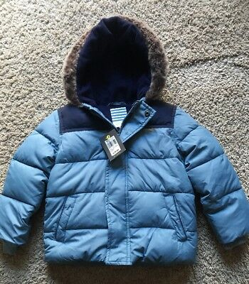 Brand New With Tags  Boys John Lewis kids winter coat Aged 18m To 24 Months