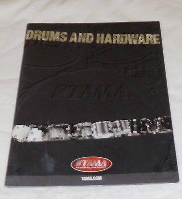 2005 Tama Drum and Hardware catalog