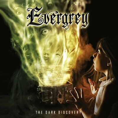 Evergrey - The Dark Discovery -  DIGI CD / Neu & Ovp !!! Re-Release !!!