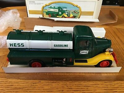 1980-82 The First Hess Truck In Original Box With Inserts!
