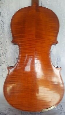 Old  Violin  ,full Size  May Be French Or German