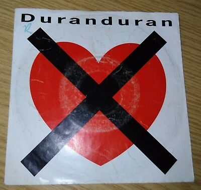"Duran Duran - I don't want your Love (German 7"" Vinyl)"