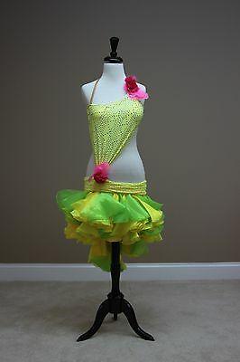 Pre-owned Rhythm Competition Dress