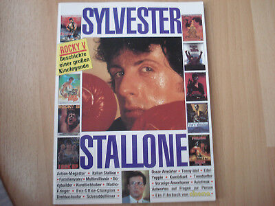 Filmbuch Sylvester Stallone