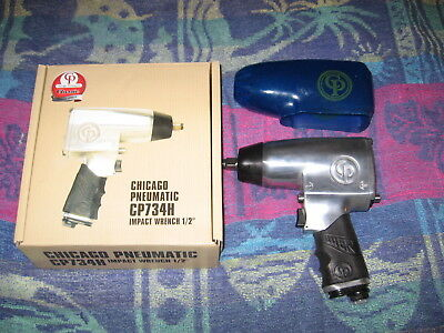 Chicago Pneumatic CP734H 1/2-Inch Drive Heavy-Duty Air Impact Wrench NEW