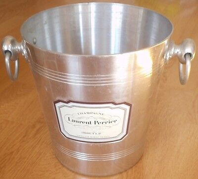 Icebucket seau a champagne LAURENT PERRIER