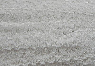 New Roll of White Lace