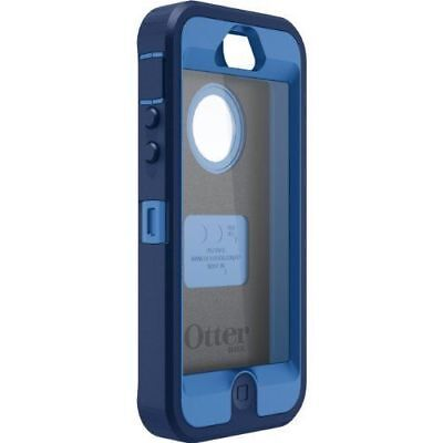 OtterBox Authentic Case 77-22120 Apple iPhone 5 Defender Series Night Sky Blue