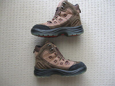 King Gee Lace Up Steel Cap Work Boots Size 6