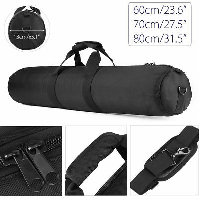60cm 70cm 80cm  Padded Strap Camera Tripod Carry Bag Travel Case
