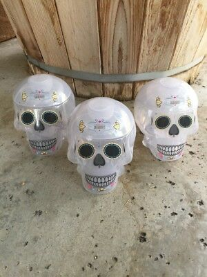"Cazadores Tequila Skull  💀 Drink Shaker  Lot Of ""2"" Free  Shipping"