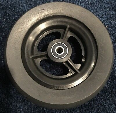 """NEW 6"""" PRIMO TIRE Quickie Invacare TiLite Wheelchair Front Wheel Caster 100x25mm"""