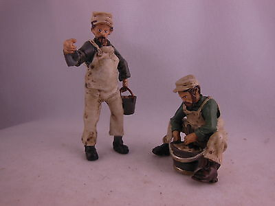 G Scale Painter Figures