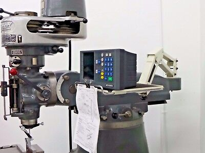 CNC Digital Readout Display DRO Milling Machine Mounting Arm Mount Tray Mill