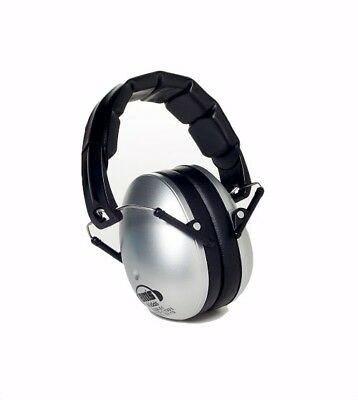SILVER Ems for Kids Earmuffs/Ear muffs New and improved!