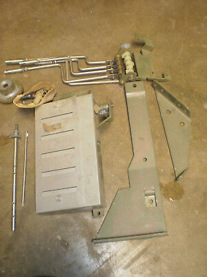 Sunoco Blend - O - Matic Gas Pump Multiple Totalizer Assembly