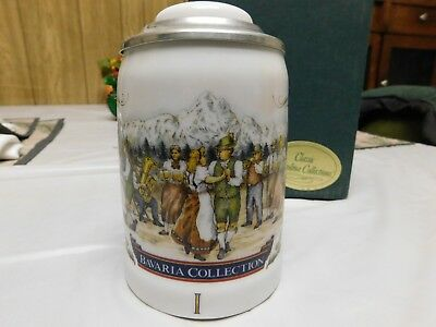 Stroh's Tankard from the Bavaria Collection no. I  Beer Stein Classic Carolina