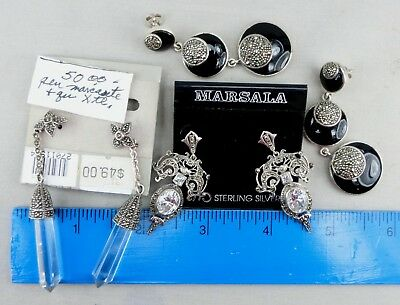 B  Silver, Marcasite, Other