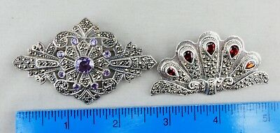 F  Silver, Marcasite, Other  Approx. 32 Grams
