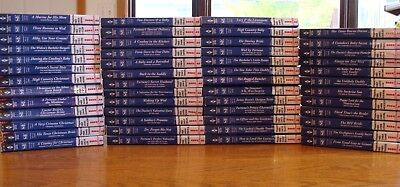 Lot of 51 Harlequin Romance Novels Special Edition Paperback 2015 & 2016