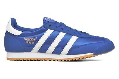 ADIDAS ORIGINALS HERREN Dragons OG Wildleder Turnschuhe Retro Vintage ... Internationale Wahl