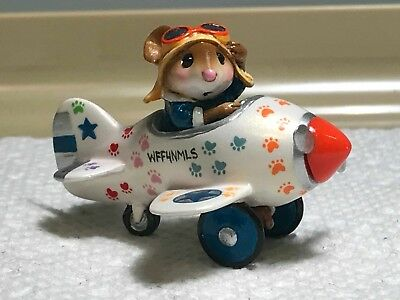 Wee Forest Folk Special Pedal Plane For the Animals