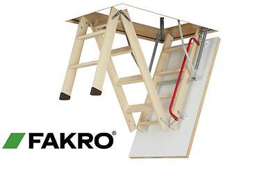 WOOD FOLDING LOFT STAIRS 70x111 FAKRO / Thermo Hatch ATTICK STAIRS